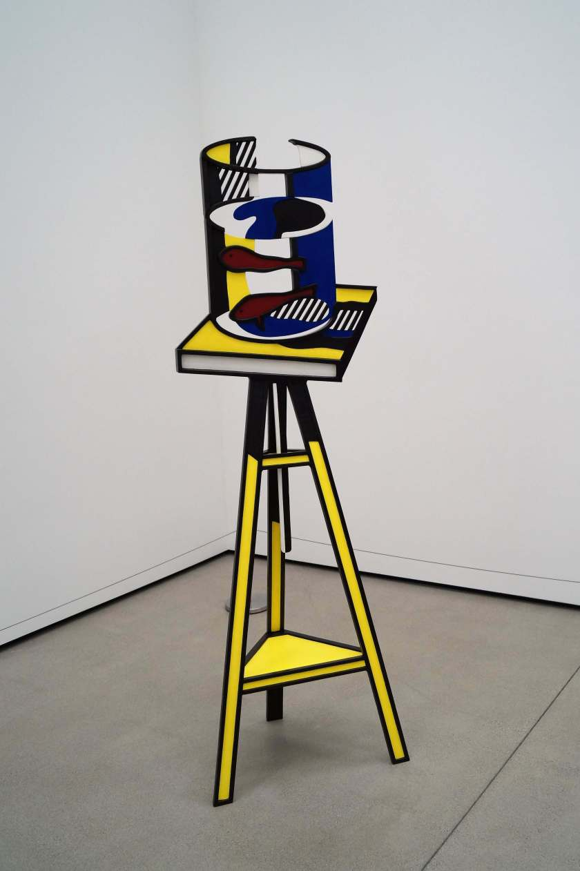 the-broad-museum_roy-lichtenstein-goldfish-bowl