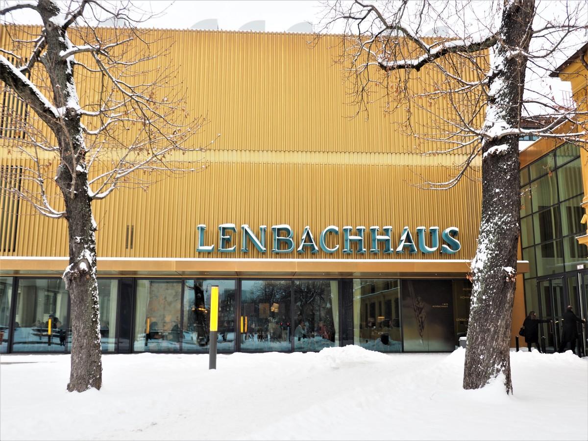 Ein Besuch imLenbachhaus