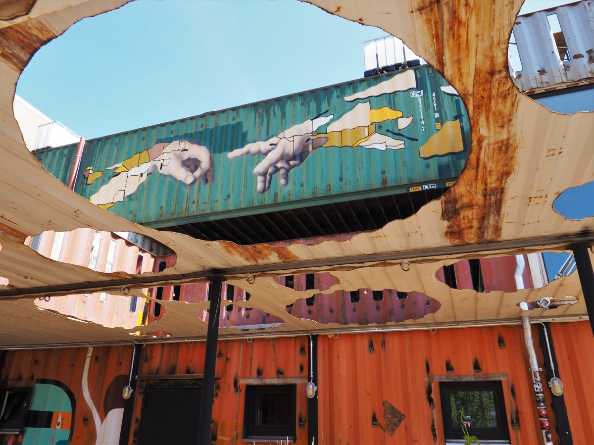 Container Collectiv