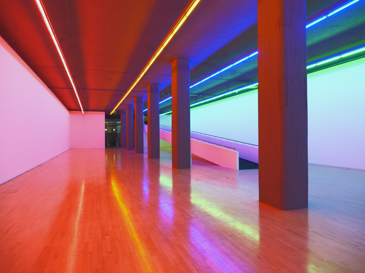 Dan Flavin – Untitled (for Ksenija)